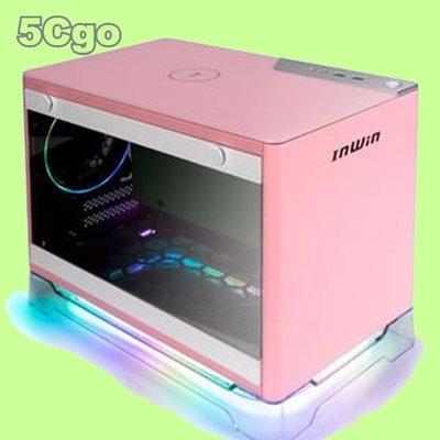 5Cgo【捷元】   迎廣A1 Plus 粉紅限定版/ ARGB含650W金牌POWER 機殼  二年保固