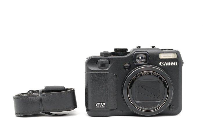 【高雄青蘋果3C競標】CANON POWERSHOT  G12 類單眼 數位相機 二手相機  #33080