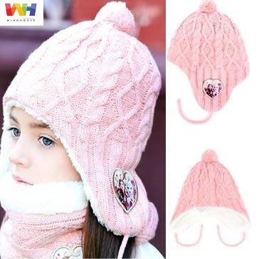 『※妳好,可愛※』妳好可愛韓國童鞋 正韓 韓國 Winghouse 冰雪奇緣帽子 冰雪奇緣 冰雪帽子 帽子 兒童帽子