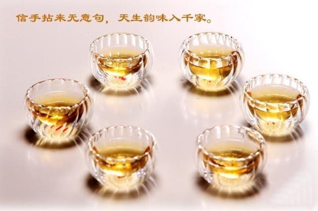 【自在坊】茶具 隔熱品茗茶杯 南瓜款雙層玻璃杯 賞茶杯  每個35元 另有造型杯