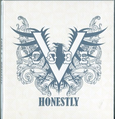 【嘟嘟音樂坊】Code V Vol. 1 - Honestly 韓國版