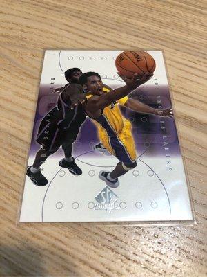洛杉磯湖人隊 Kobe Bryant sp 樣品卡 超稀有 NBA籃球卡 球員卡