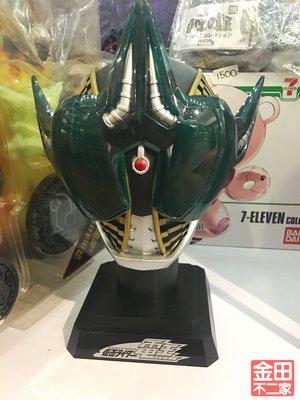 日版 現況出售 假面騎士 電王 頭像 1/2 零神牛郎星 時間的守護者 賞 masked rider