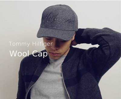 Myplace.com 代購【Tommy Hilfiger Wool Cap】