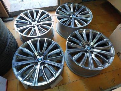 BMW G11 G12 原廠628 20吋前後配鋁圈.G01 G02 G30 G31 G11 G12...
