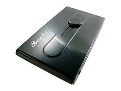 【銘記心禮】NC-1069外推式名片盒、名片夾(免費刻字)專屬個性化禮物,情人禮、生日禮