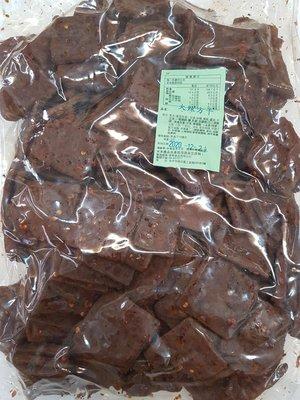 優選糖果餅乾~大辣方干 大辣方乾批發價3000公克430元~素~另有售蒜片豆乾!