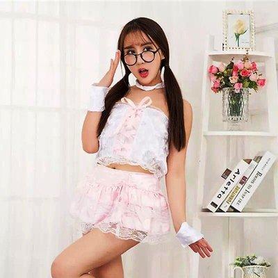Sexy Maid costume Sleepwear Nightdress Lingerie cosplay
