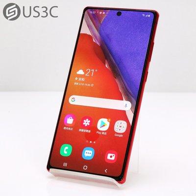 【US3C-高雄店】神腦公司貨 三星 Samsung Note 20 SM-N9810 256G 支援5G 星霧紅