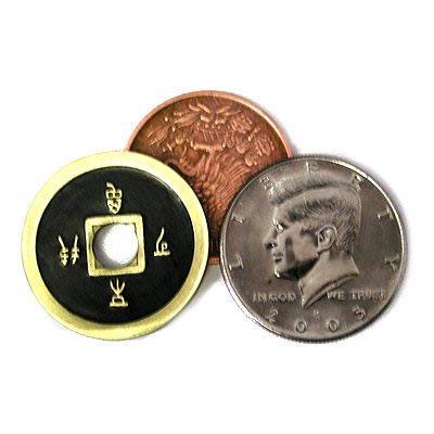 [魔術魂道具Shop] 經典硬幣道具 ~ Copper Silver Brass Transposition~ CSB 硬幣傳送 ~ 特價中!