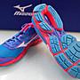 棒壘天地 MIZUNO 美津濃 WAVE Catalyst 女慢跑鞋 J1GD163301