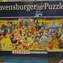 Disney - VARIOUS CHARACTERS 可愛 PUZZLE (1000 PIECES)