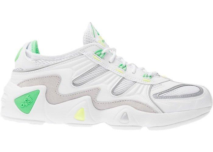 【美國鞋校】預購 adidas FYW S-97 Ronnie Fieg White Green Yellow
