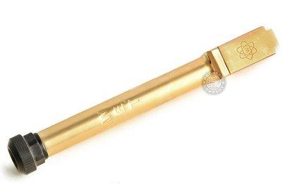 [01] MIESSA WET G34 金外管( 槍管BB槍玩具槍短槍手槍克拉克葛拉克BELL TTI WE MARUI