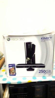 限量出清#XBOX 360 KINDCT 特量版 250GB#