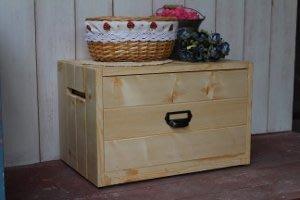 zakka糖果臘腸鄉村雜貨坊   木作類.KOLAII 收納箱(婚禮佈置民宿家具會場派對展場伸展台模特兒木箱木櫃衣櫥依櫃