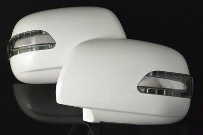 金強車業TOYOTA VIGO 2004-2014  雙功能後視鏡(素材NP) +殼附照地燈+電折 方向燈 小燈