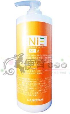 便宜生活館【洗髮精】日本ENIE雅如詩 洋甘菊精油洗髮精1000ml-針對乾燥/毛燥髮專用