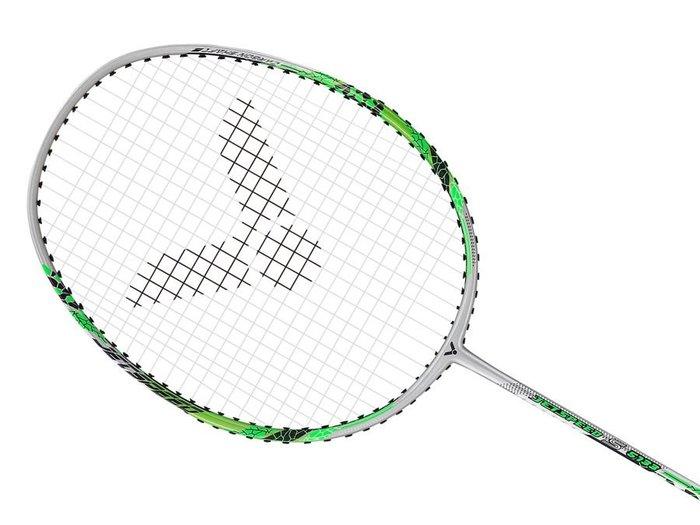 【綠色大地】VICTOR 極速 JS-5133 穿線拍 鋁合金羽球拍 碳纖維羽拍 羽毛球拍 羽球拍 YY 勝利 優乃克