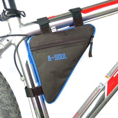 △GOGO露△  現貨🔥 全新B-SOUL三角包快拆式 自行車 車管包 車架包 工具包 腳踏車 登山車 摺疊車