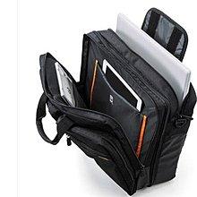 SANWA單肩電腦包雙肩筆記本包男士背包商務包包出差辦公可擴展