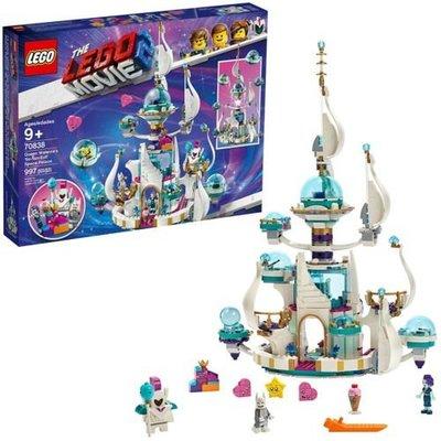 LEGO 樂高 70838 樂高玩電影2系列 隨身變女王的華麗宮殿 全新未拆 台樂公司貨