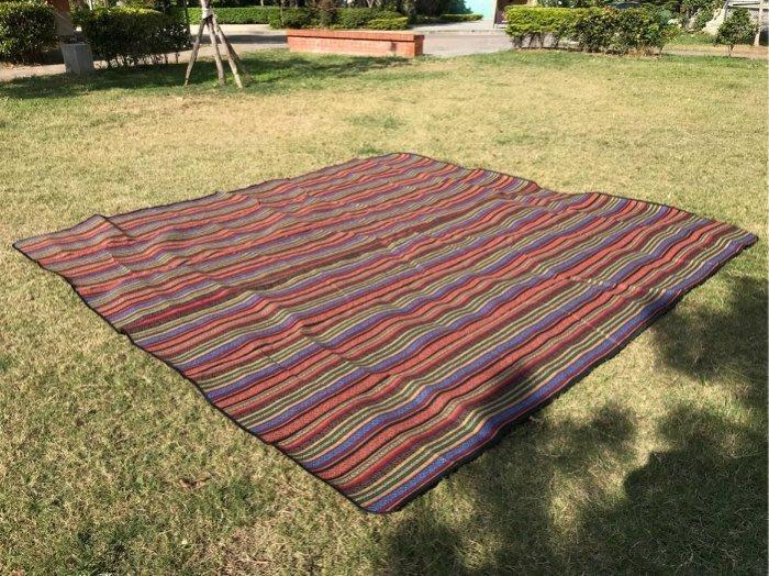 加厚款 300*300cm民族風地墊 野餐墊 防潮墊 遊戲墊
