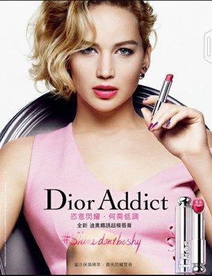 Dior 迪奧 全新 癮誘超模唇膏 (色號任選) 環保蓋 一般 / 雙頭 隨機出貨