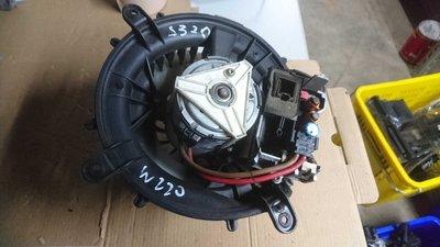 BENZ S320 W220 鼓風機