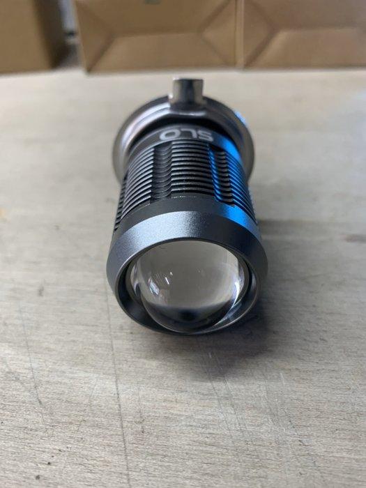 光宇車業 SLO 速辰 X80 鋼彈 LED大燈 H4/HS1 各車種適用