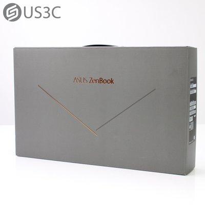【US3C-松山店】【全新未拆】ASUS UX325JA 13吋 i5-1035G1 8G 512G 綠松灰 重量僅1.07公斤 文書筆電 原廠保固內