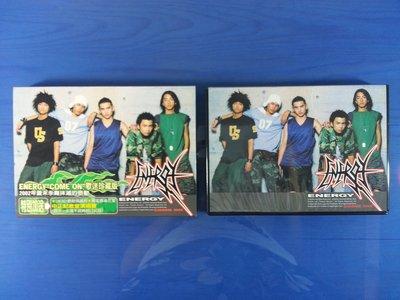 //Dream 翔// 現貨 ENERGY Come On 歌迷珍藏版 專輯 CD+VCD_牛奶 Toro 書偉 坤達