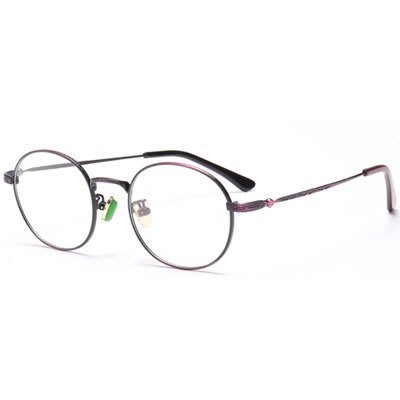 眼鏡 框 圓框 鏡架-文藝復古細邊輕巧男女平光眼鏡4色73oe45[獨家進口][米蘭精品]
