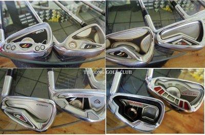 TaylorMade Golf 二手球桿 #7桿 鐵桿一批  鋼桿身 均一價