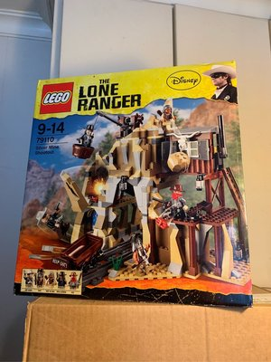 Lego 70110 Lone Ranger Silver Mine Shootout