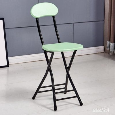 時尚簡約便攜家用戶外折疊靠背餐椅 YX3539TW