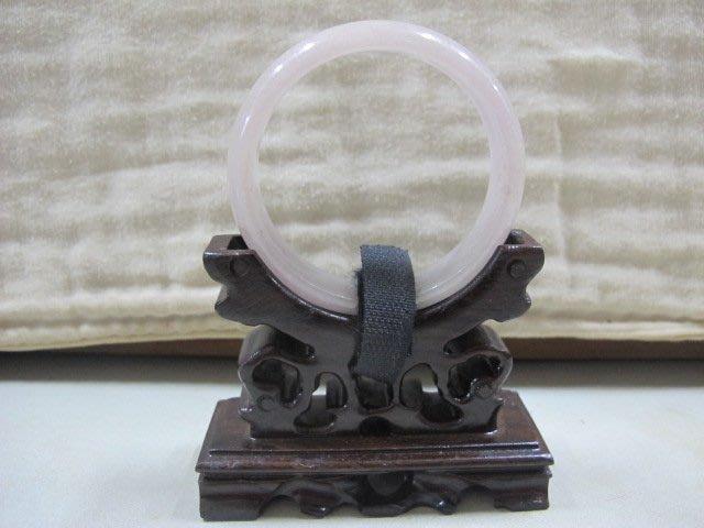 二手舖 NO.3388 天然翡翠 玉石手鐲 玉鐲 手環玉環 首飾飾品