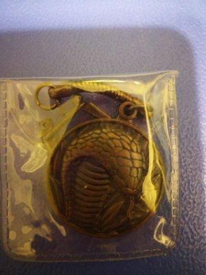 滙豐銀行丁巳蛇年紀念鎖匙扣