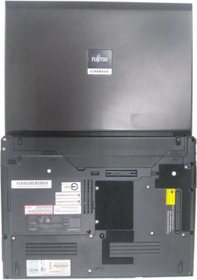 中古漂亮 Fujitsu 富士通 S6420 13.3吋筆電 P8700/2G/320G/電池2小時 只要1500元