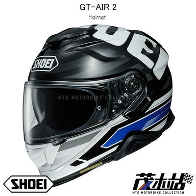 ❖茂木站 MTG❖ SHOEI GT-AIR II 全罩 安全帽 GT AIR2 SENA。Insignia TC-2