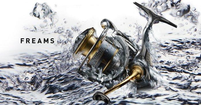 【欣の店】DAIWA FREAMS LT 2500S-DH 雙把手 捲線器 軟絲路亞 根魚 中高階 REEL