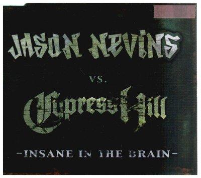 **新尚** JASON NEVINS/INSANE IN THE BRAIN新品-F294
