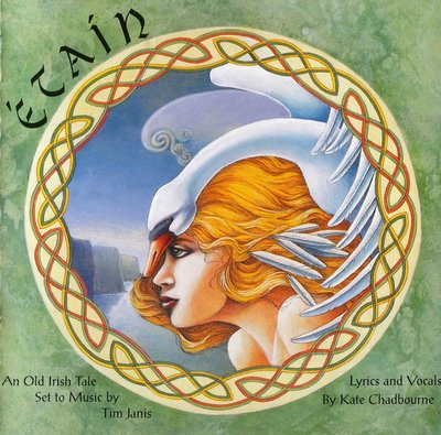 Ecain: An Old Irish Tale Set to Music by Tim Janis 愛爾蘭Narada