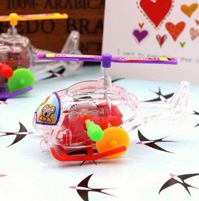 小飛機 上發條滑行飛機 幼兒兒童玩具