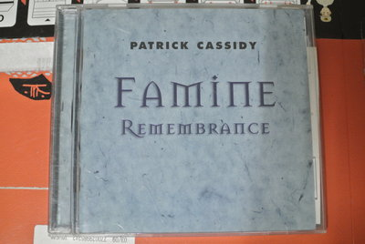 CD ~PATRICK CASSIDY FAMINE REMEMBRANCE ~ 1997 WINDHAM HILL