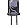 Fanimation Xeno Damp 56英吋能源之星認證吊扇附LED燈(FP6728BN)刷鎳色適用於110V電壓