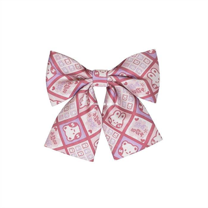 MONO本鋪 【兔兔萬】*糖果屋本鋪*系列 領結領帶 畫手創意JK 定金
