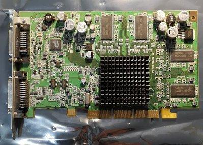 APPLE POWER MAC G4 ATI ADC DVI 9000 PRO 64mb AGP  顯示卡