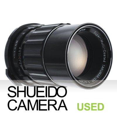 集英堂写真機【3個月保固】中古美品 / PENTAX 67 SUPER TAKUMAR 200mm F4 10308