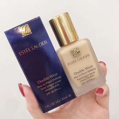 🇺🇸Estee Lauder Double Wear STAY-IN-PLACE MAKEUP雅詩蘭黛持久防曬粉底液 SPF 10/ PA++ 30ml